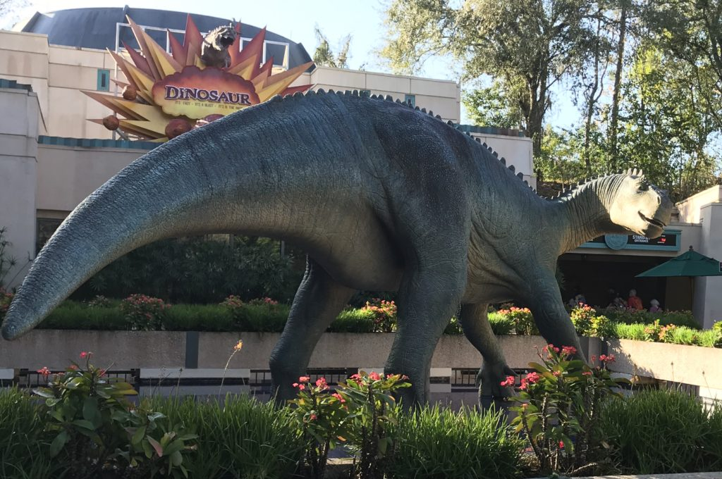 Dinosaurus Dinoland U.S.A