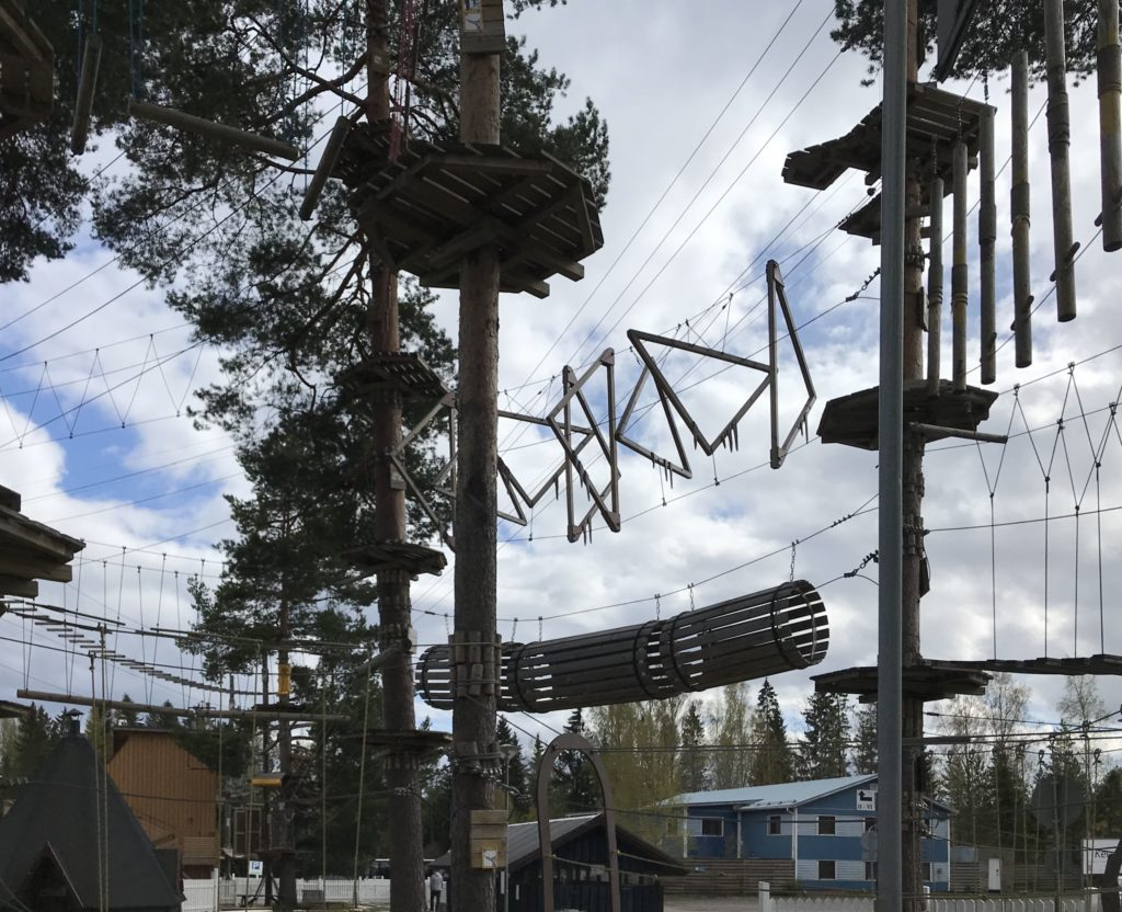 Talma Active Park.
