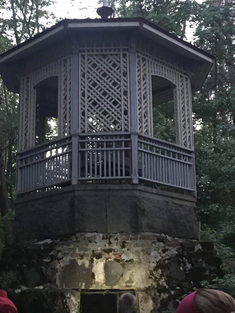 Villa Elfvikin ohjattu lintu- ja lepakkoretki. Tähtitorni.