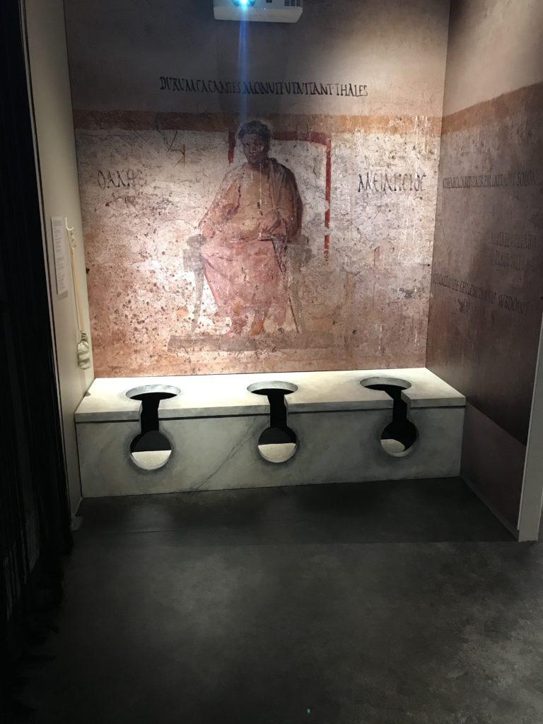 Roomalainen vessa!