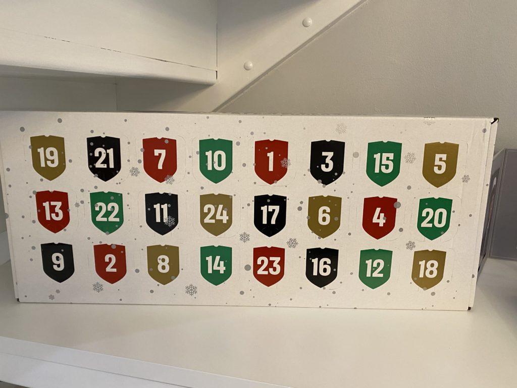 Joulukalenterit: Brewdog:n Olutkalenteri.