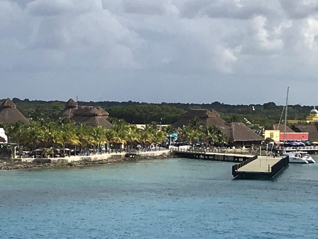Karibian risteily - satamat Karibia.