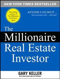 Kirjoja: The Millionaire Real Estate Investor