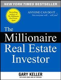 Kirjoja: The Millionaire Real Estate Investor