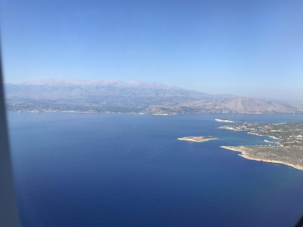 Asunto Etelä-Euroopasta. Kreikan saaristoa.