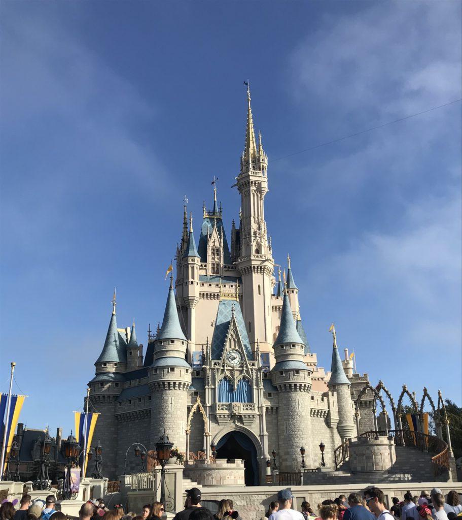 Walt Disney world toimii aina!