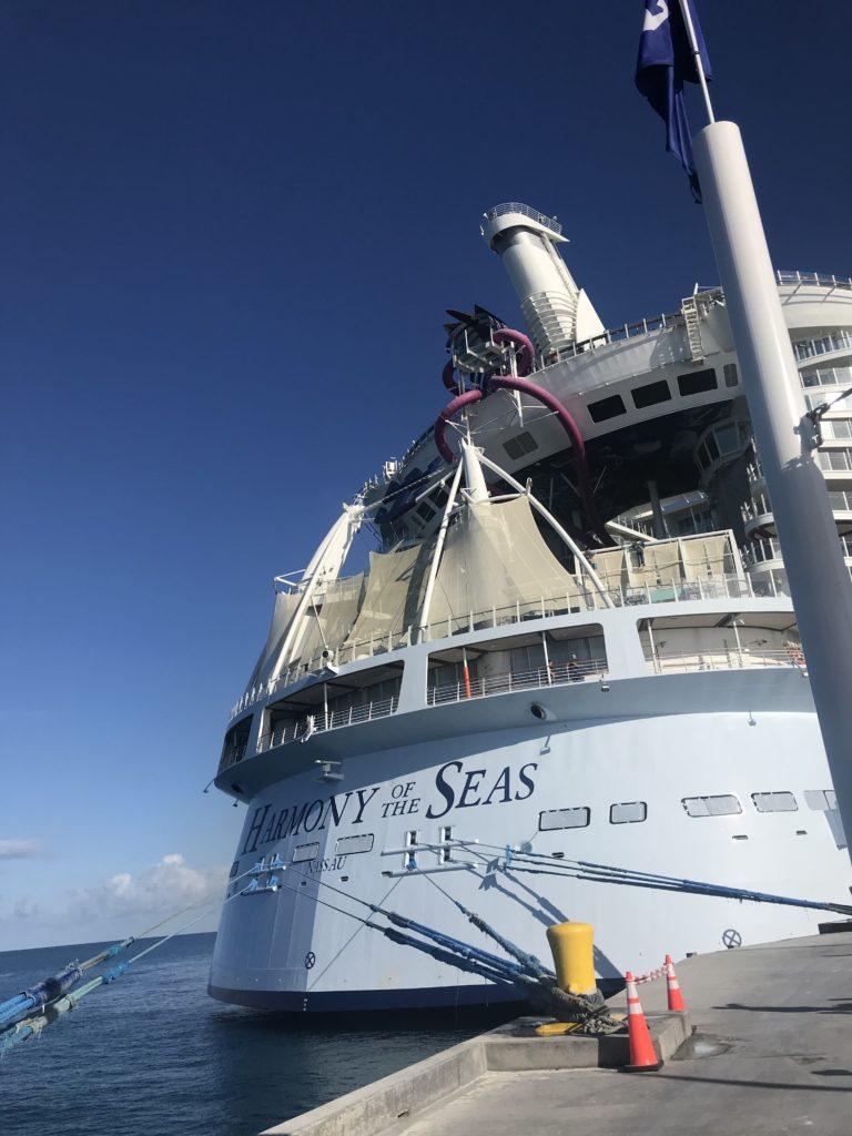 Harmony of the Seas-laivan Abyss-liukumäki.