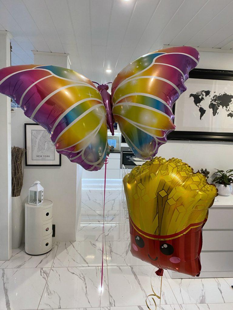 Vapun 2021 ilmapallot.