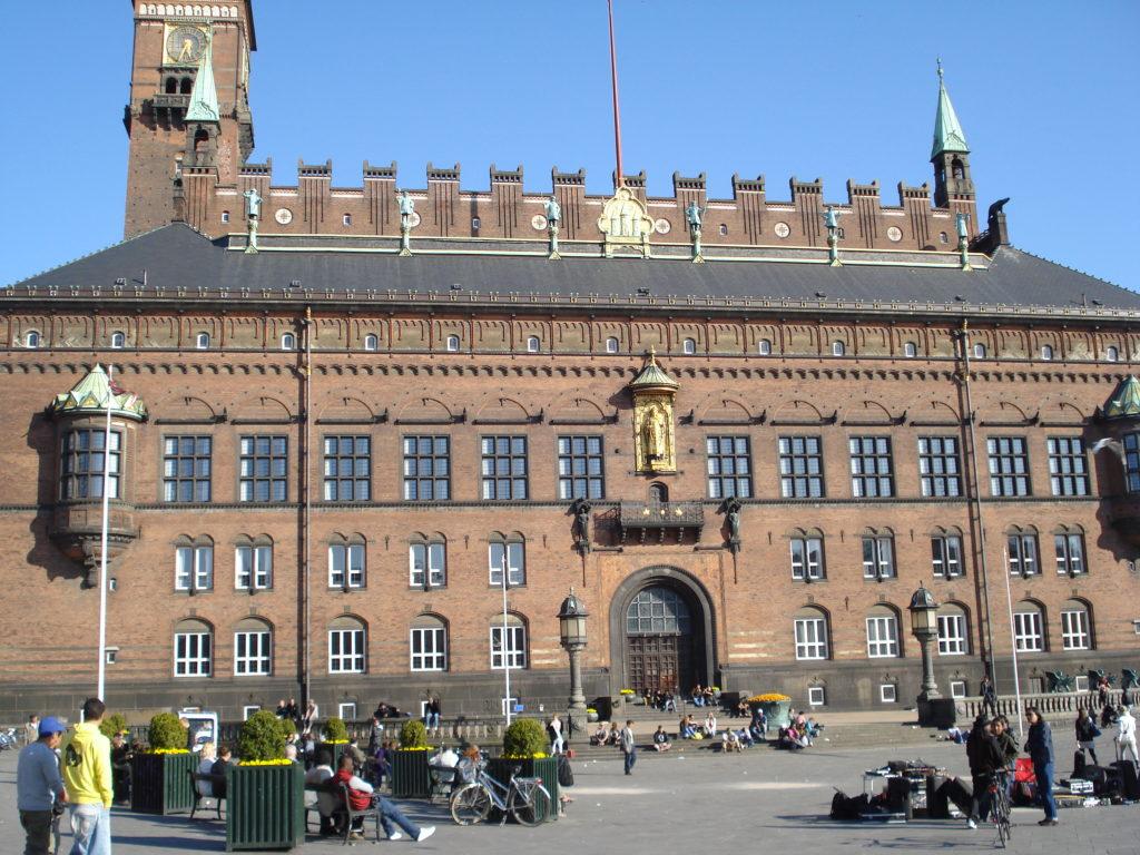 Kööpenhaminan raatihuone