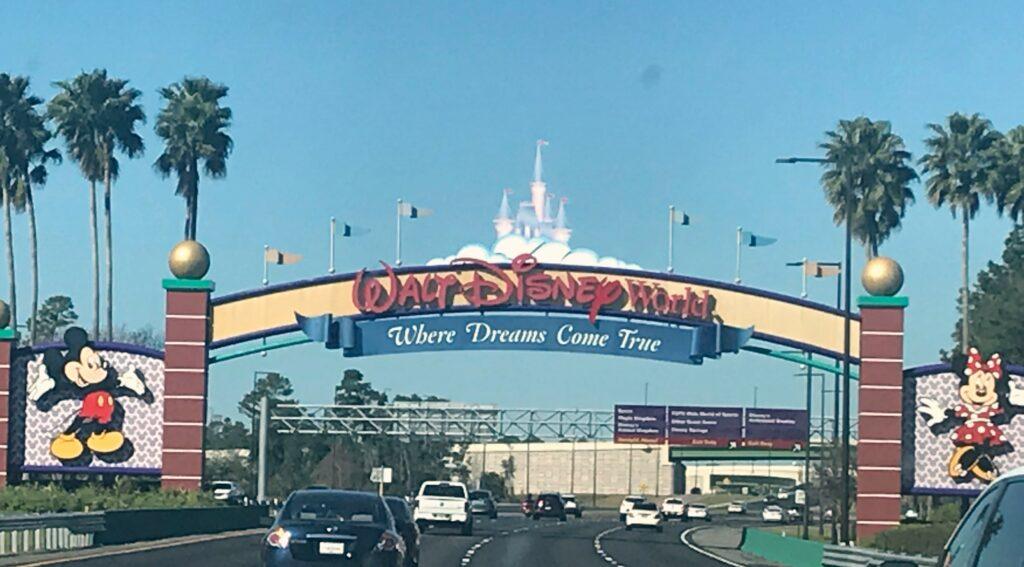 Walt Disney World:in hotellit.