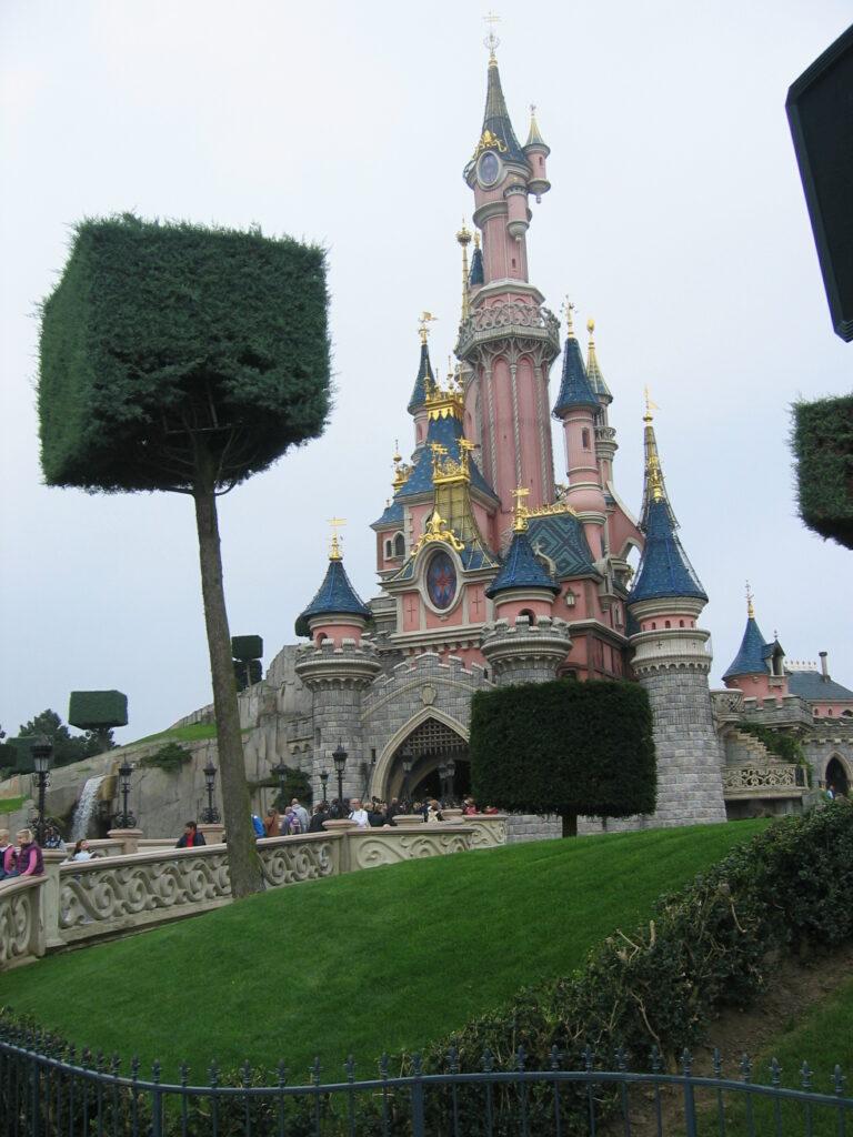 Disneyland Paris hotellit.