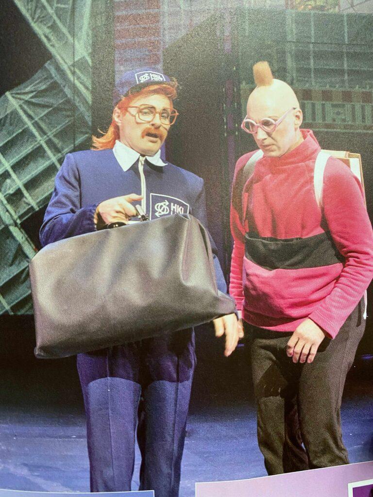 Tatu ja Patu teatteri.